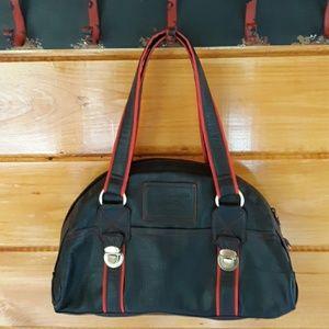Red and black Tommy HillfigerHilfiger bag